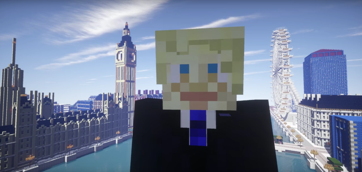 Boris Johnson backs the gaming industry in London